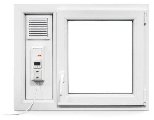mealon fenster mit integriertem l fter kellerlichtschacht shop rotec berlin. Black Bedroom Furniture Sets. Home Design Ideas