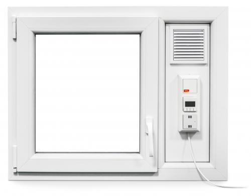 Dreh kipp dk l ftair mit integriertem l fter for Kellerfenster konfigurator