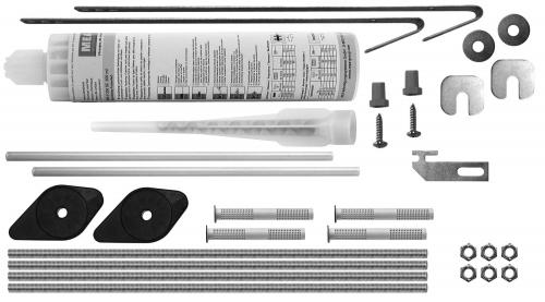 lichtschacht mea multinorm 80 x 60 x 40 kellerlichtschacht shop rotec berlin. Black Bedroom Furniture Sets. Home Design Ideas